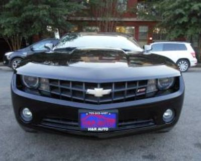 2011 Chevrolet Camaro LT with 2LT Coupe