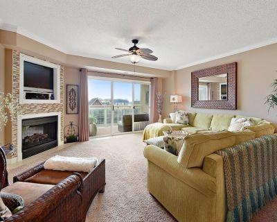 3 Bedroom Condo With Master Suites, Outdoor Pool, & Water View! - Midtown Ocean City
