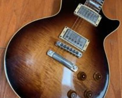 FS: Relic / Aged Heritage H-150 old Style Burst 2006 Electric Guitar w/OHSC