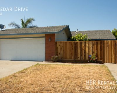 Single Story LIVERMORE Rental 3 Bed 2 Bath MOVE IN READY!!