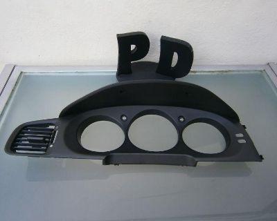 96 97 98 Acura Rl Cluster Bezel Trim Speedometer Cover (p.d.fl) Oem / Warranty