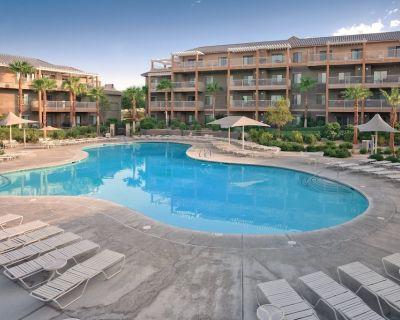 WorldMark Indio 3 bedroom Presidential suite!! Coachella Fest Week 2 - Terra Lago