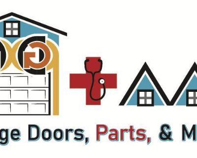 Garage door repair in North little Rock