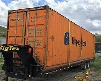BLOW OUT SALE! 40' High Cube Shipping Containers! Get one before they're gone!