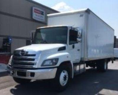 2016 HINO 268 Box Trucks, Cargo Vans Truck