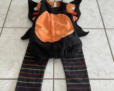 Size 2T-3T Butterfly Costume