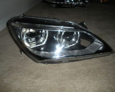 Bmw Gran Coupe 6series 6 Series Xenon Led Headlight Complete - Insurance Quality