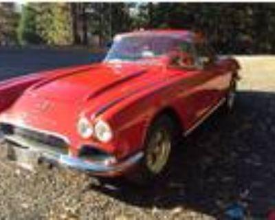 1962 Chevrolet Corvette Roman Red