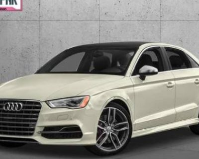 2016 Audi S3 Prestige