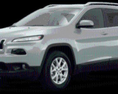 2016 Jeep Cherokee 75th Anniversary