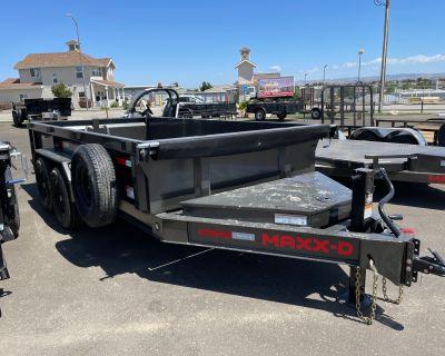 2021 MAXXD TRAILERS 14' X 83' I-BEAM DUMP TRAILER Trailer Paso Robles, CA