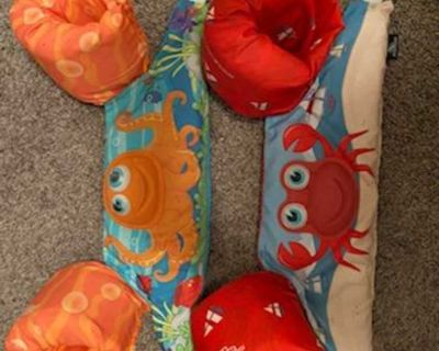 Toddler floaties $5 each