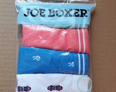 NIP Joe Boxer size 2T-3T toddler boxer briefs underwear (J)