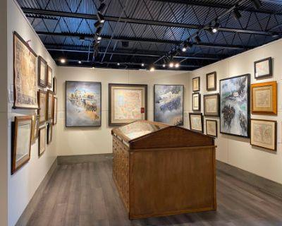 Memorial Drive Modern Gallery Space, Houston, TX