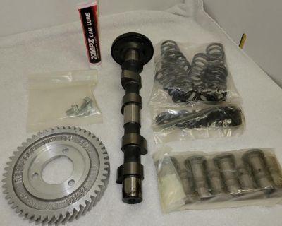 SCAT C35 Hard-Core Camshaft Kit