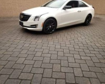 2015 Cadillac ATS Luxury Coupe 2.0T AWD