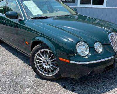 2006 Jaguar S-TYPE V6