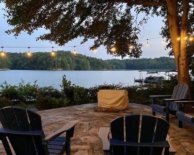New Listing! Lake Keowee Home w/ Dock & Ramp, Nearby Marina. 20 min to Clemson! - Six Mile