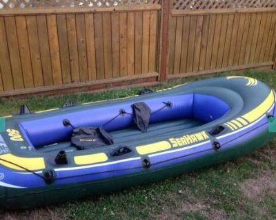 Sea Hawk 500 Inflatable boat