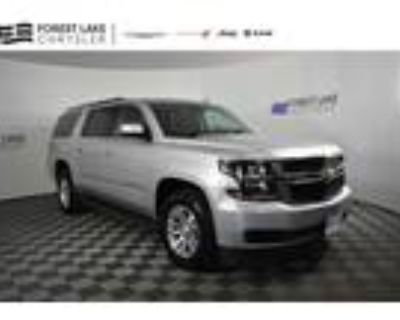 2020 Chevrolet Suburban Silver, 73K miles