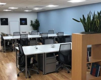 Team Office for 40 at Regus- Spaces City National Plaza