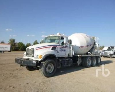 2003 MACK Concrete Mixer, Pump Trucks