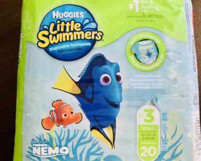 Brand new little swimmers