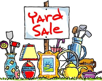 Moving Sale everything must go