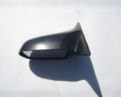 01-05 Honda Civic Driver Side Lh Mirror (black)