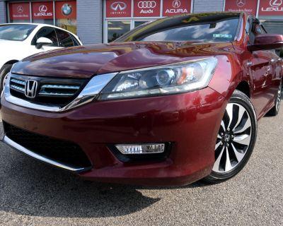 2015 Honda Accord Hybrid EX-L FWD