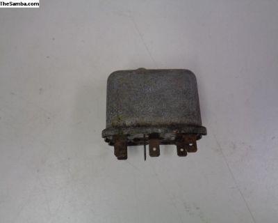 OG Bosch Type 3 6V 6 Pin Headlight Relay