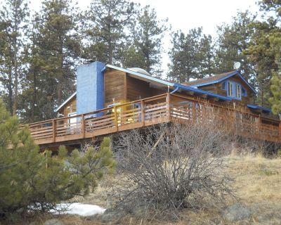 3 bedrooms Boulder mountain home