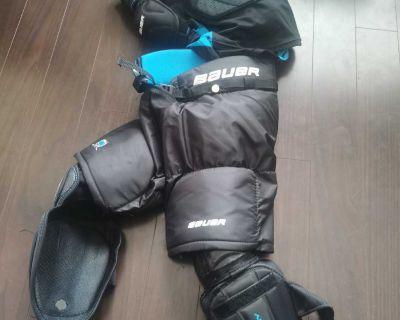 Hockey Suit Lg Yth