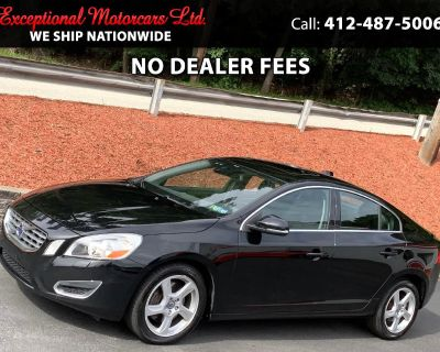 Used 2013 Volvo S60 4dr Sdn T5 FWD