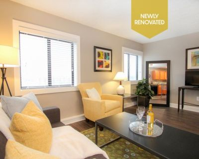 Studio sublease at River West Flats - Downtown Indianapolis