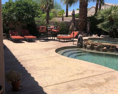 NEW! Lux Home with pool/Spa Sun City Shadow Hills 55+ Super Price for Summer!! - Indio
