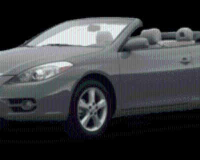 2007 Toyota Camry Solara SE Sport V6 Convertible Automatic