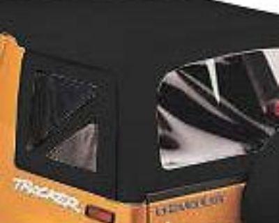 Replace-a-top Bestop For 1999-03 Geo Tracker & Suzuki Sidekick Black Vinyl