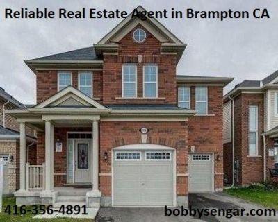 Reliable Real Estate Agent in Brampton CA