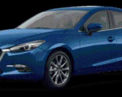 2018 Mazda Mazda3 Grand Touring 5-Door Automatic