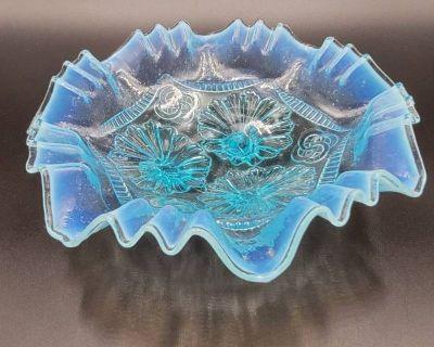 Very Rare High-End Vintage & Antique European Glassware, Plates & Art