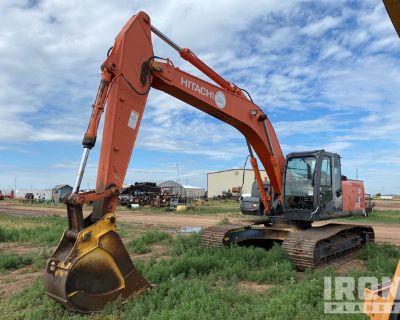 2006 Hitachi ZX240LC-3 Track Excavator