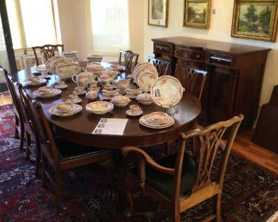 Estate Sale in Claremont Country Golf Club Area (Oakland)