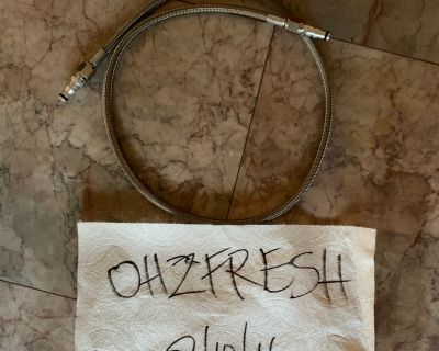 Stainless Steel Clutch Line