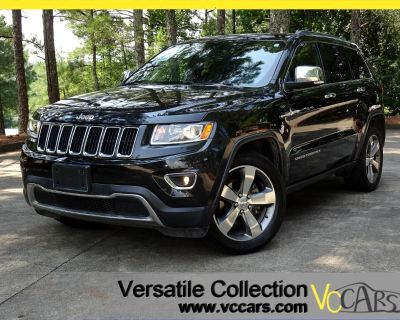 2014 Jeep Grand Cherokee Limited Tech Navigation Back Up Camera Sunroof XM