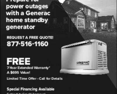 GERERAC Generators