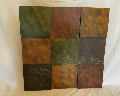 Fall is in the Air Wall Decor (23.5 x 23.5 )