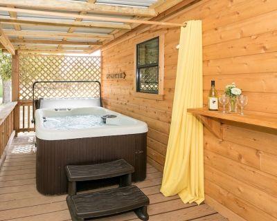 Dean's Cabin   Hot Tub   Pet-friendly - Fredericksburg