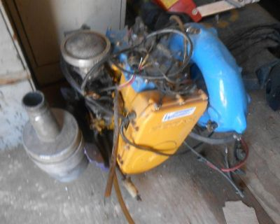 1989 Sea Doo Sp 589cc Complete Engine Motor