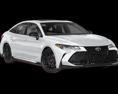 New 2021 Toyota Avalon TRD Front Wheel Drive Sedan - Offsite Location